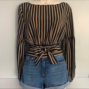 GB   long sleeve blouse